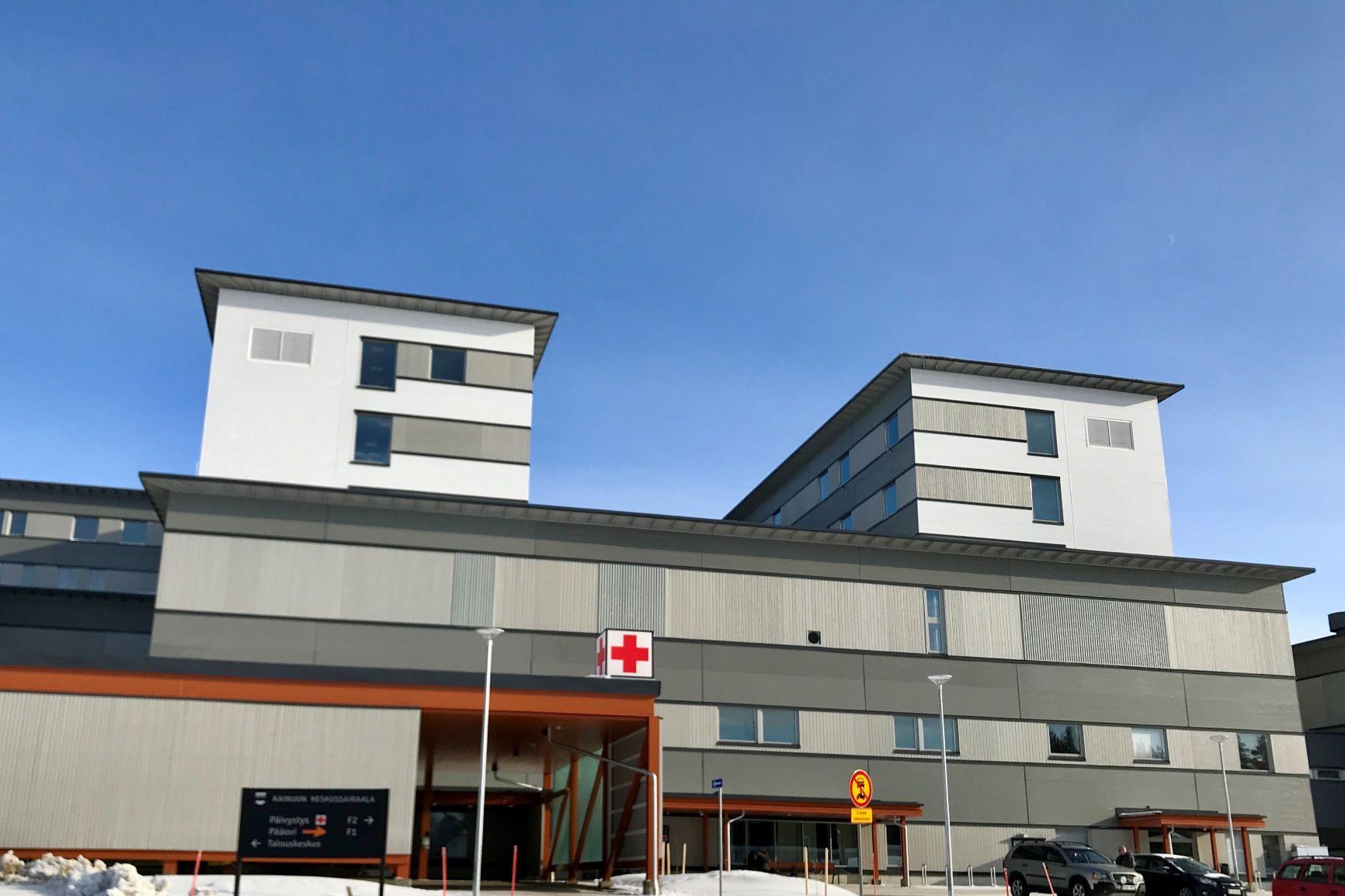 Kainuun uusi sairaala – Kainua