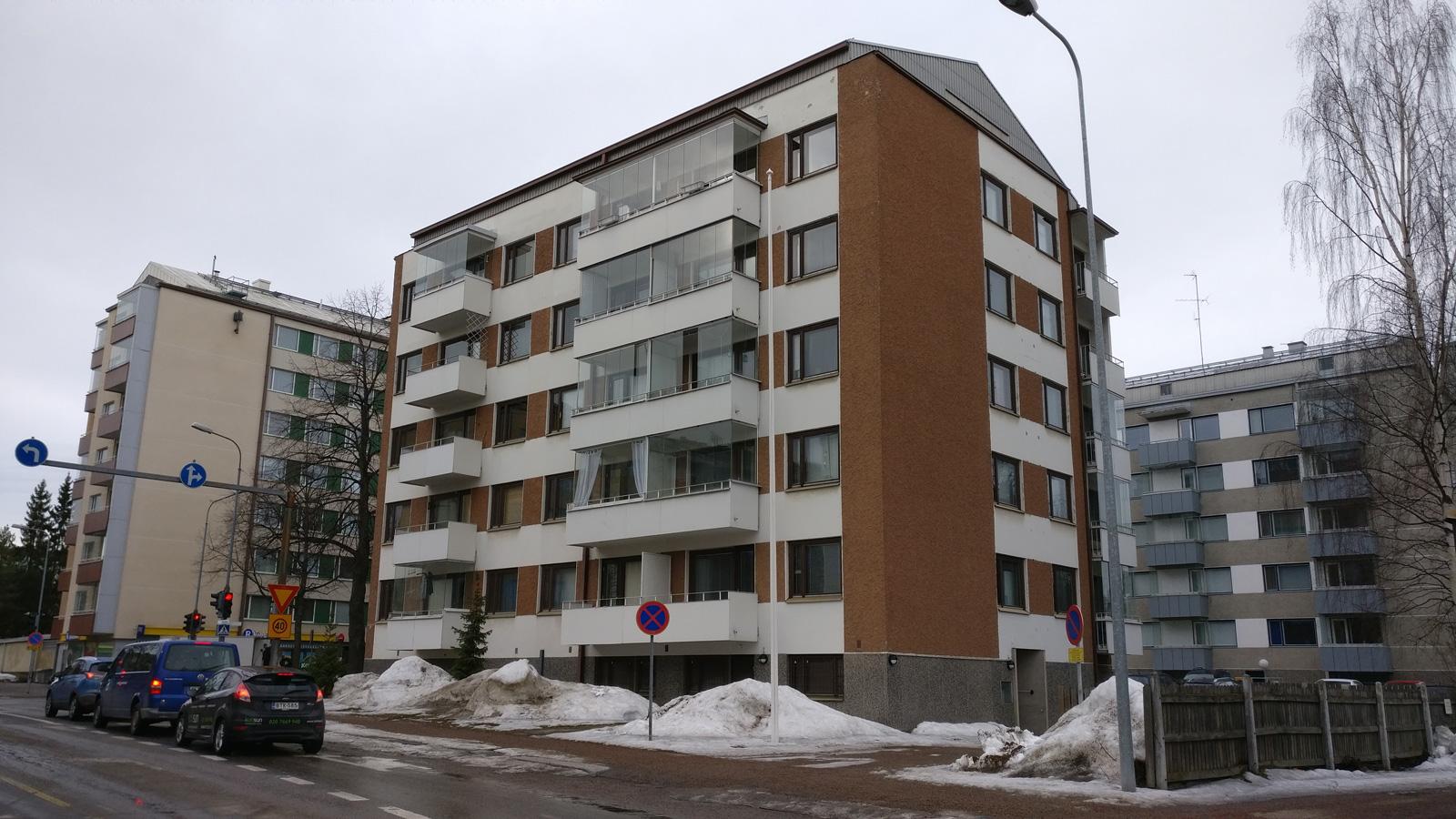 Puistokatu 14, Jyväskylä