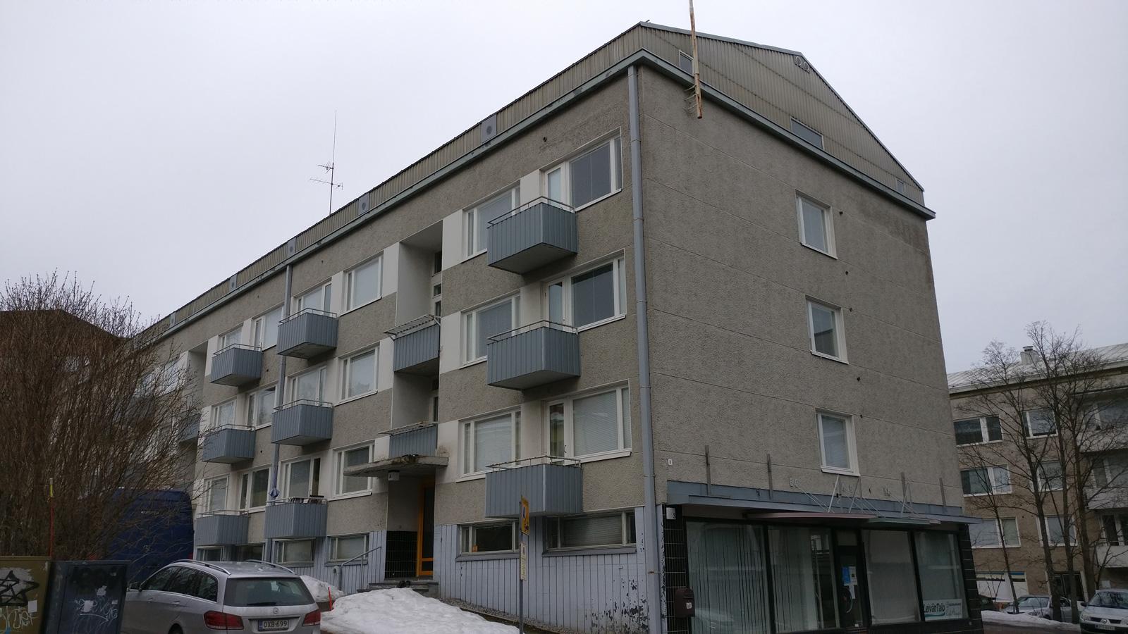 Sammonkatu 3, Jyväskylä