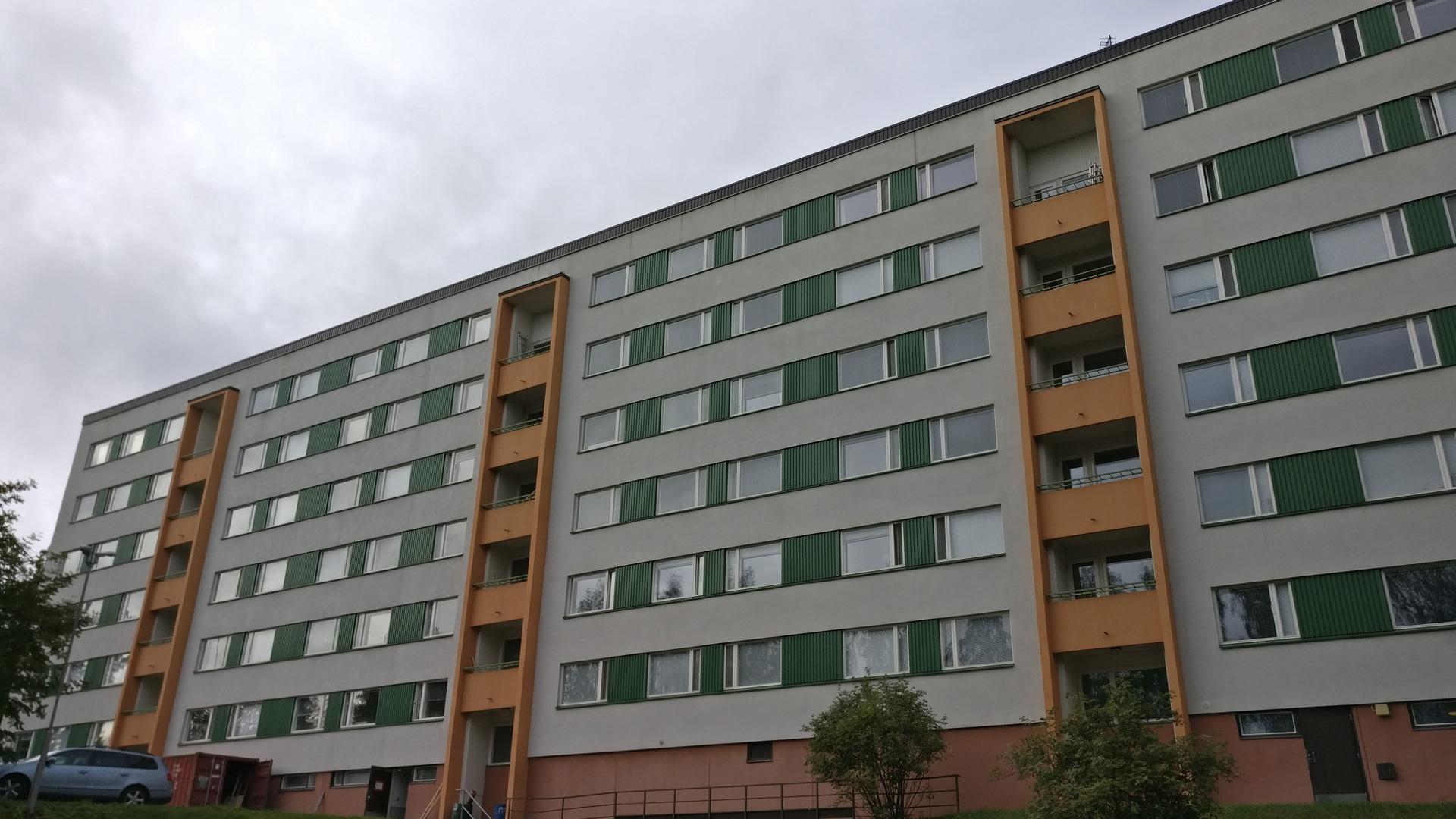 As Oy Vuorikilpi, Jyväskylä